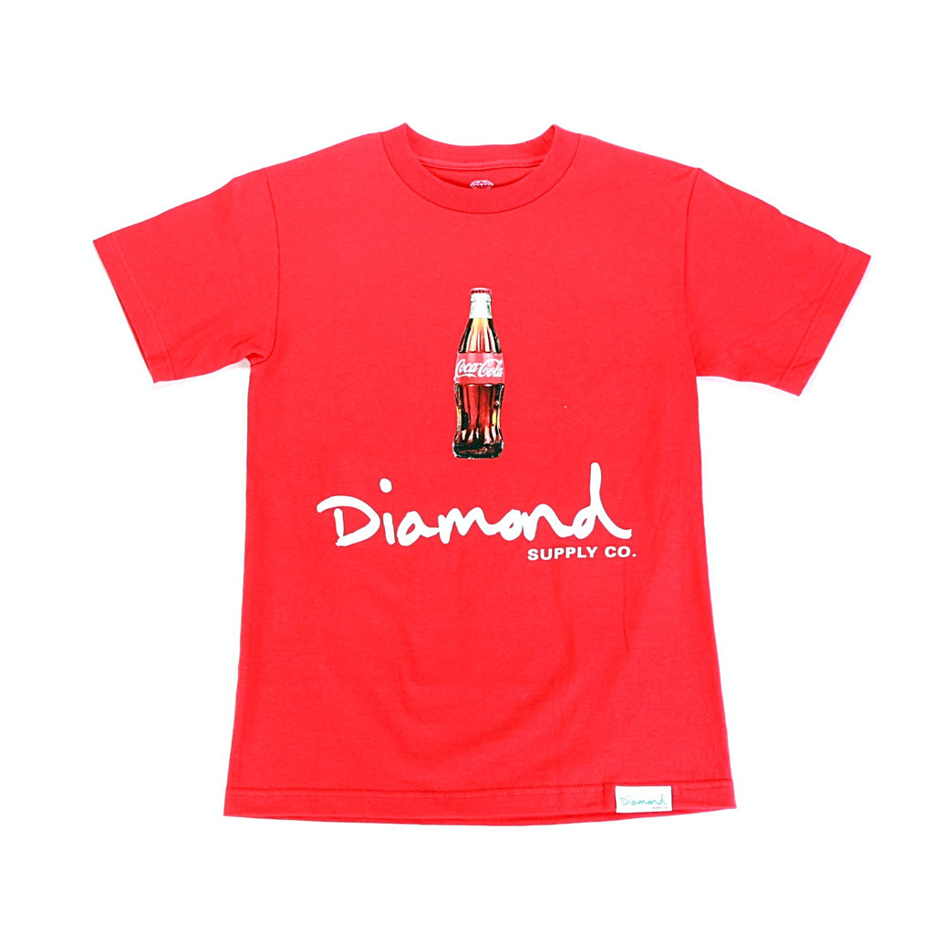 Coca Cola OG Sign Tee - Red