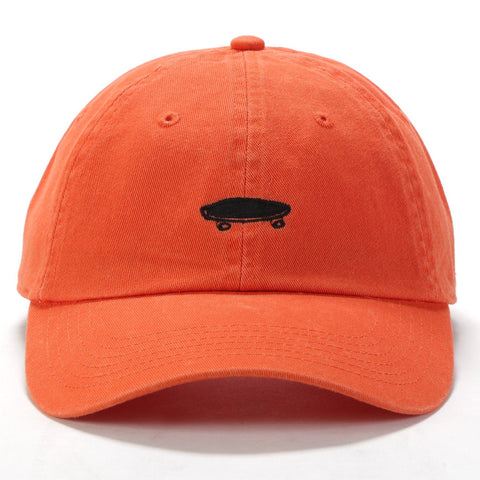 Court Side Hat - Spiced Coral