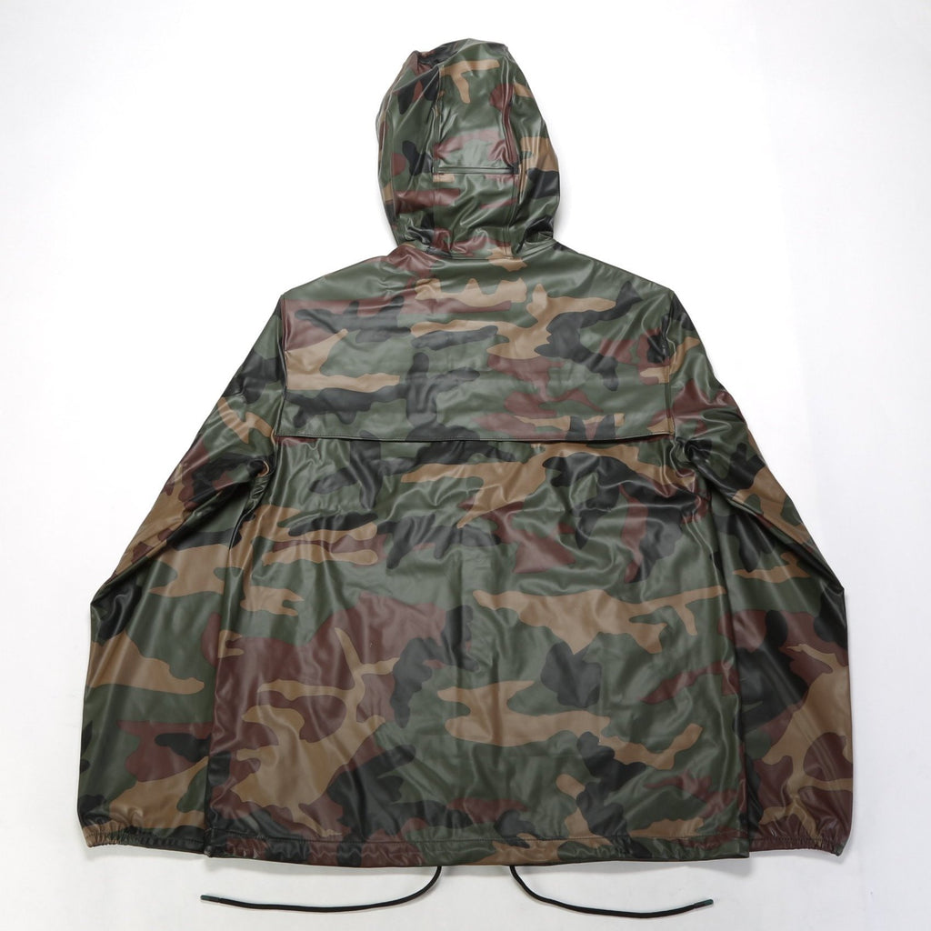 Forecast Hooded Coach Jacket - Woodland Camo