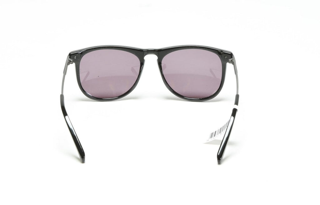 Keller Sunglasses - Black (Grey Lens)