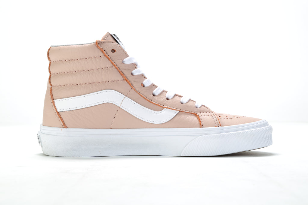 Sk8-Hi Reissue - (Leather) Oxford/Evening Sand