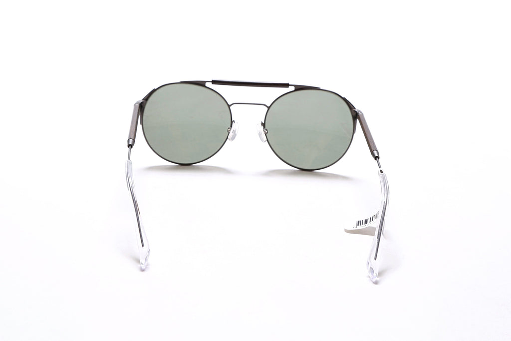 Bandon Sunglasses - Gunmetal/Walnut (G15 Lens)