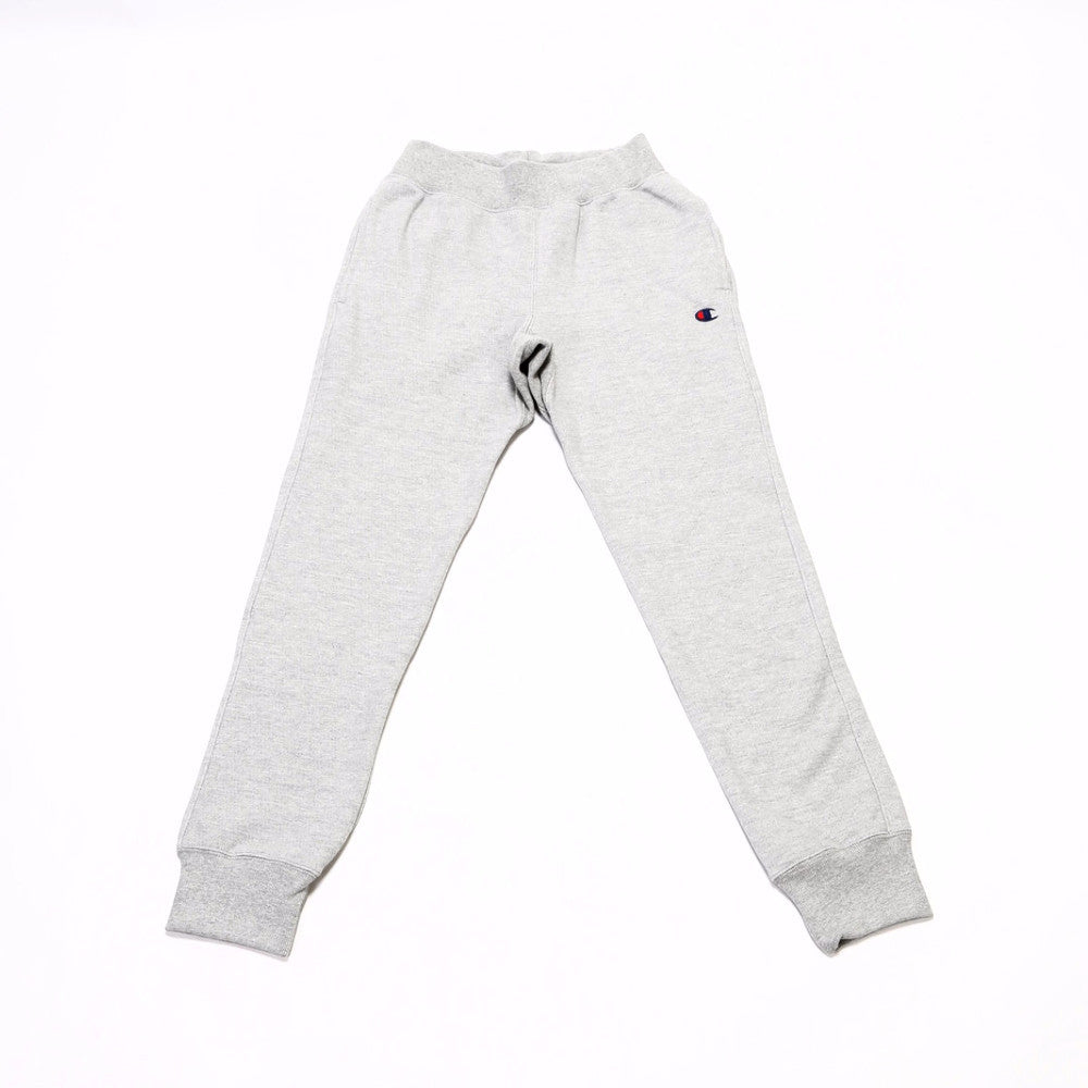 Reverse Weave Jogger - Oxford Gray