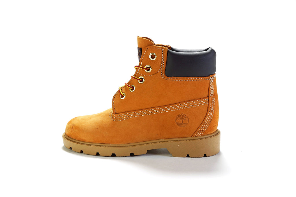 "Youth's 6"" Classic Boot (M) - Wheat"