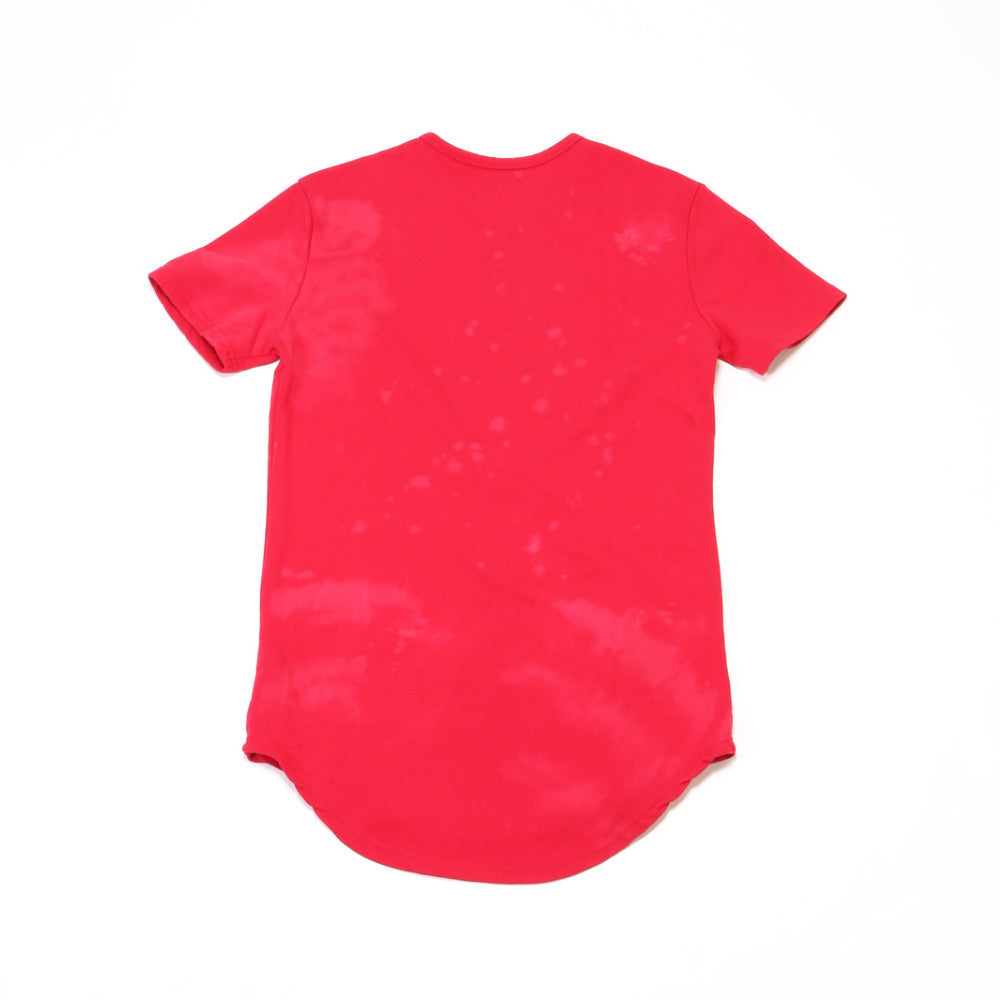 Cartoon SS Tee Shirt - Red