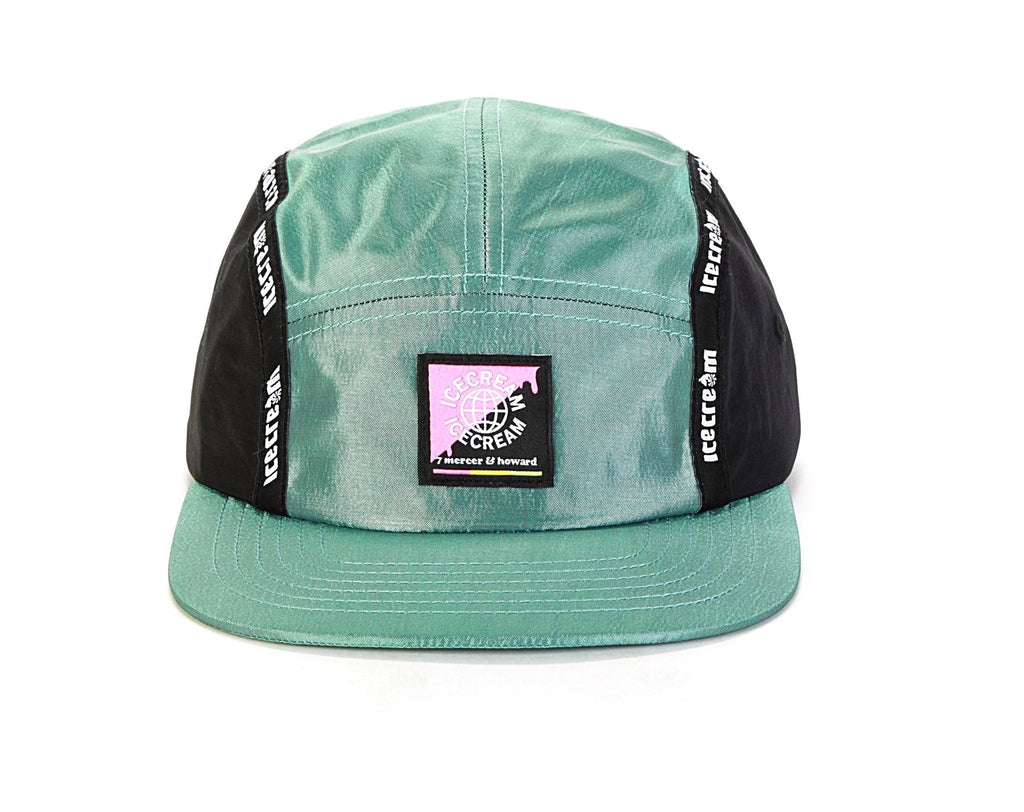 Drumstick 5 Panel Hat - Black