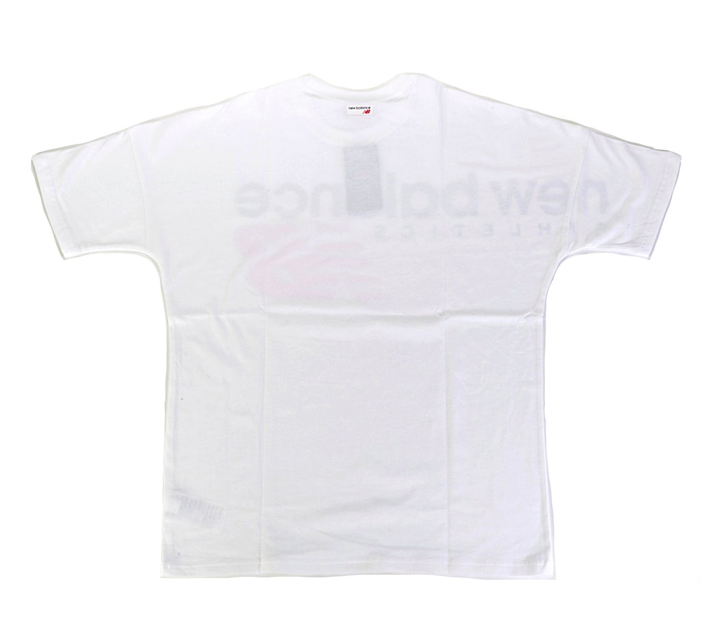 Athletics Crossover Tee - White