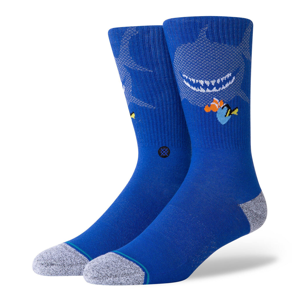Finding Nemo Sock - (Pixar) Blue