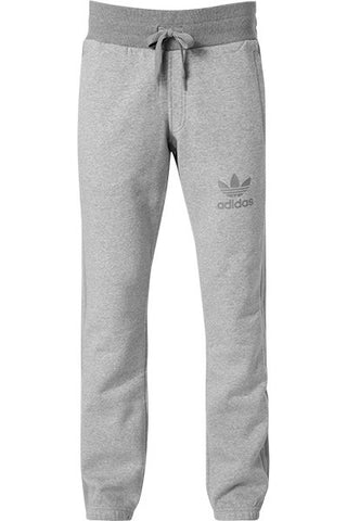 adidas 'Originals' SPO Trefoil Track Pants - Grey
