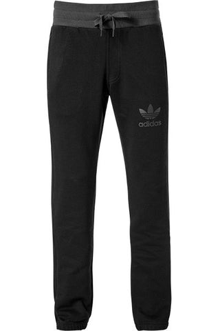adidas 'Originals' SPO Trefoil Track Pants - Black