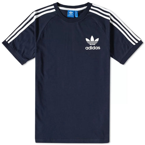 adidas 'Originals' California T-Shirt - Navy