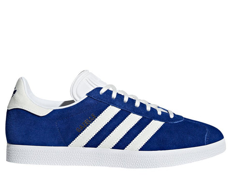 adidas Originals Gazelle Men's Trainers - Mystery Ink and White
