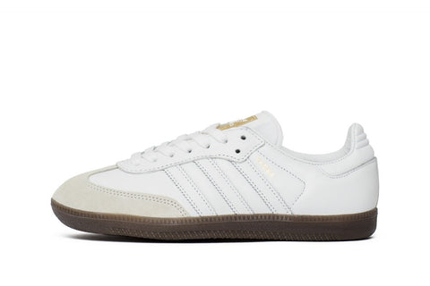 adidas Originals Samba OG W Trainers - White/Gum