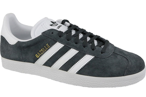 adidas Originals Gazelle Men's Trainers - Grey and White