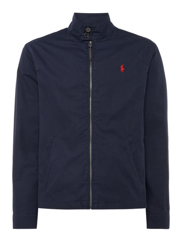 Ralph Lauren Men's 'POLO' Barracuda Lined Jacket - Navy