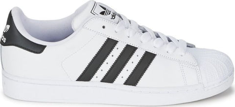 adidas Originals Superstar II Trainers - White/Black