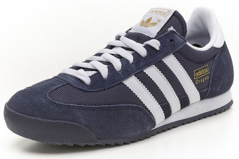 quality design 56bf4 c19ac adidas Originals Dragon Trainers - Navy White – AL Brands