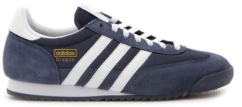 adidas Originals Dragon Trainers - Navy/White