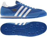 adidas Originals Dragon Trainers - Bluebird/White