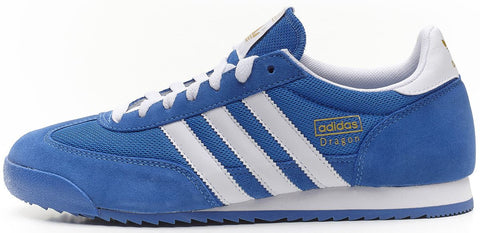 low priced 29eec 27dc4 adidas Originals Dragon Trainers - Bluebird White – AL Brands