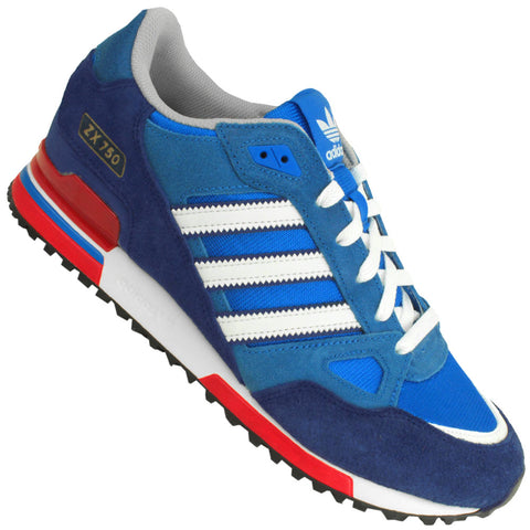 Men's Shoes Trainers adidas Originals Mens ZX 750 Trainers