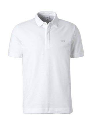 Lacoste Men's Paris Piqué Polo Shirt – White