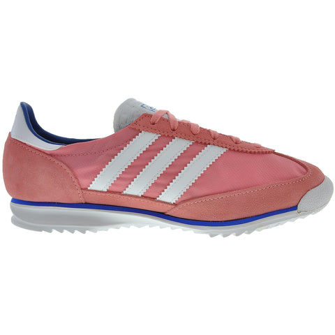 adidas Originals SL72 W Trainers - Pink/White