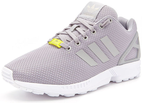 adidas  Originals  ZX Flux Men s Trainers - Grey White - M19838 – AL Brands d3c74906e