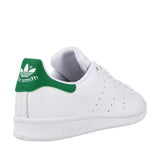 Adidas Originals Stan Smith Leather Trainers - White/Green