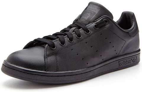 finest selection 201ac 219f1 adidas Originals Stan Smith Leather Trainers - Black