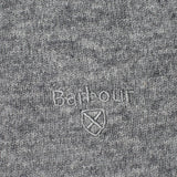 Barbour Men's Essential Lambswool Crew Neck Jumper - Grey Marl