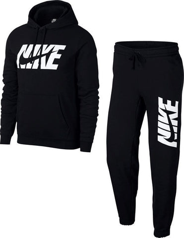 Nike Graphic GX Men's Tracksuit - Black