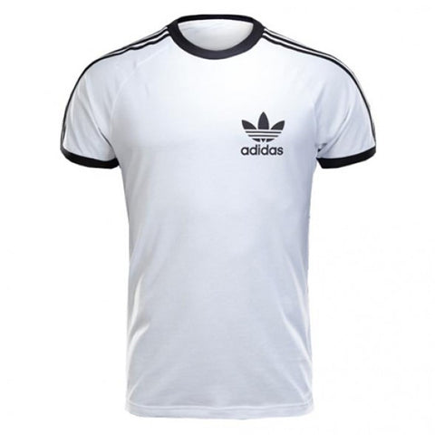 adidas 'Originals' California T-Shirt - White