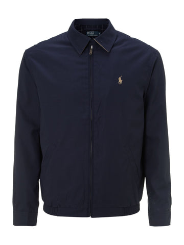 Ralph Lauren Men's 'POLO' Bi-Swing Windbreaker Jacket - Navy