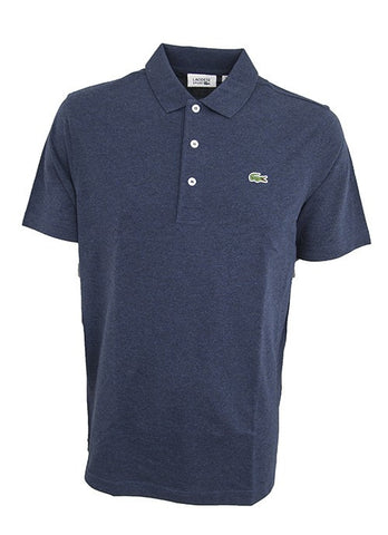 Lacoste Sport L1230 Men's Classic Polo Shirt – Navy Blue