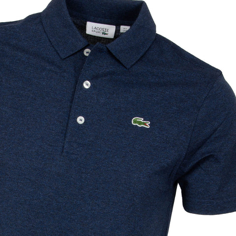 5f74cc81e258f2 Lacoste Sport L1230 Men's Classic Polo Shirt – Navy Blue – AL Brands