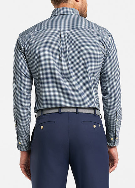 Mimi Check Performance Sport Shirt