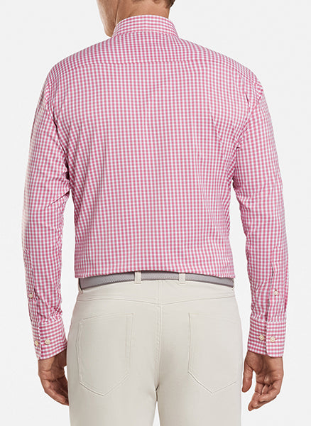 Humphrey Gingham Sport Shirt