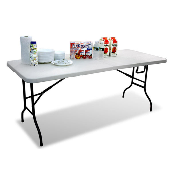 foldable party table preschool of america store