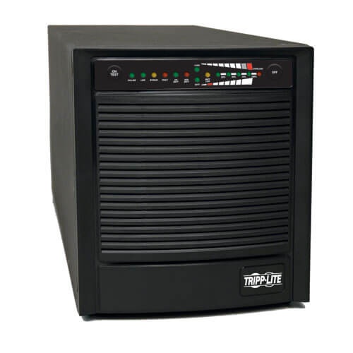 TRIPP LITE UPS SMART ONLINE 3000VA 2400W TOWER 110V / 120V