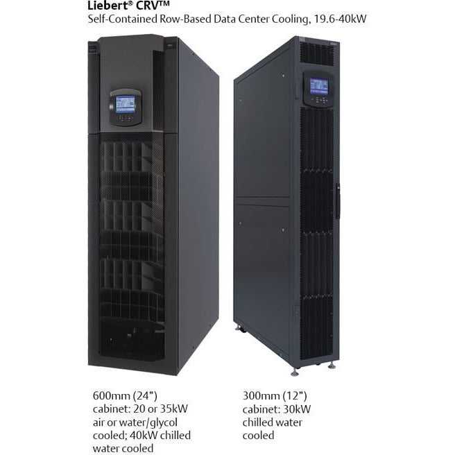Liebert® CRV™ Self-Contained Row-Based Data Center Cooling