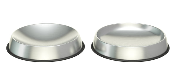 Food & Water Bowl Set - Dr. Catsby