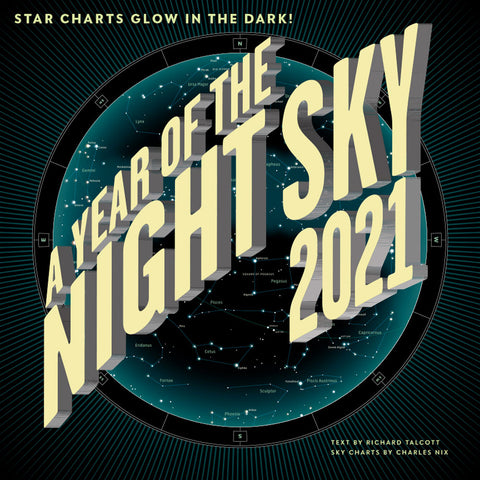 Year of the Night Sky 2021 Calendar