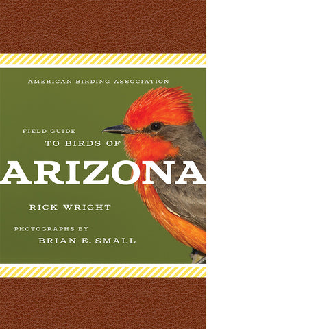 American Birding Association Field Guide to Birds of Arizona