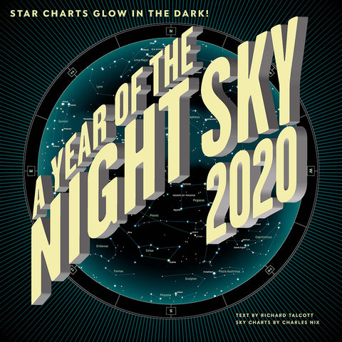 Year of the Night Sky 2020 Calendar