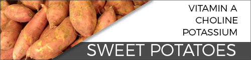 Sweet Potatoes for Muscle Building Vital 4U