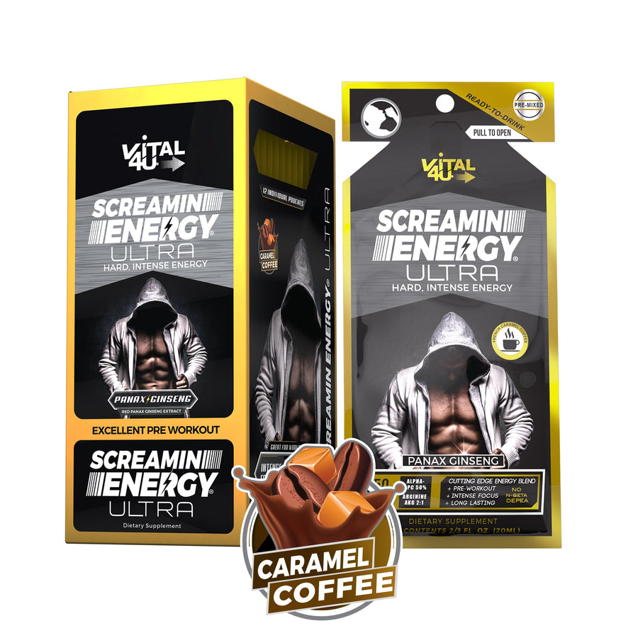 Screamin Energy® ULTRA