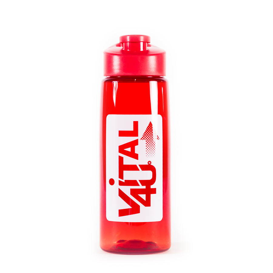 Vital 4U Water Bottle runners energy hydration