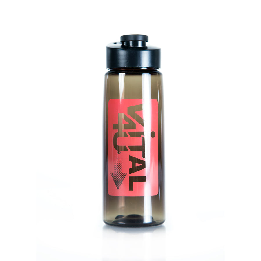 Vital 4U® Flair Bottle with Flip Carry Lid