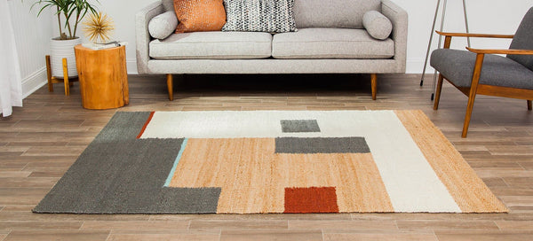 Heera Abstract Area Rug
